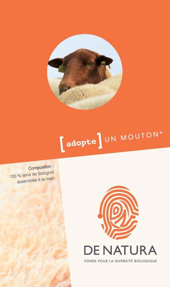 DeNatura-Flyer Adopte un mouton