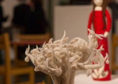 """Derniers jours pour l'expo """"avec 100gr de laine …"""""""