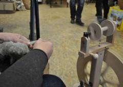 La laine au Salon de l'Agriculture