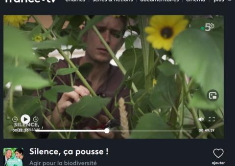On en parle sur Silence Ça Pousse #Vavilov